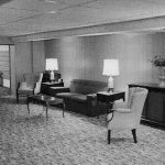 Sitting Room and Mailbox Area 1962